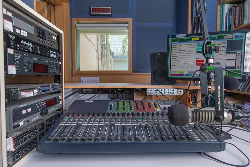世新電臺從即日起至12月11日止開放【全校各系所】申請承製107學年度廣播節目