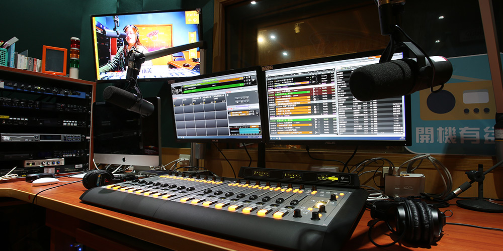 世新大學引領聽聲時代 全方位打造音頻創作環境