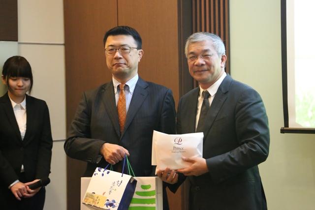 增加海外實習機會!世新與日本西武集團再度合作