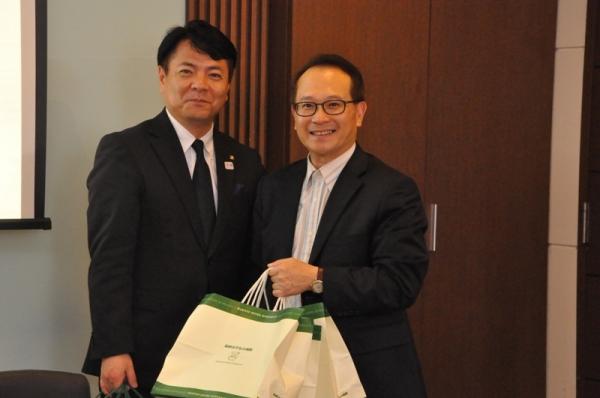 海外實習新據點!世新與日本藤田觀光集團開展產合計畫