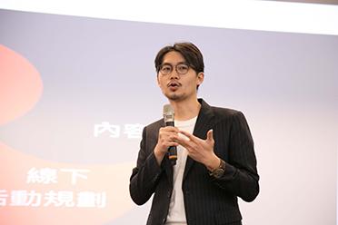 探討新聞公共性 UDN鳴人堂主編許伯崧返世新談媒體價值