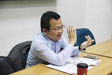 公投過後的性平教育怎麼走?特教司長鄭乃文訪世新稱「不會有影響」