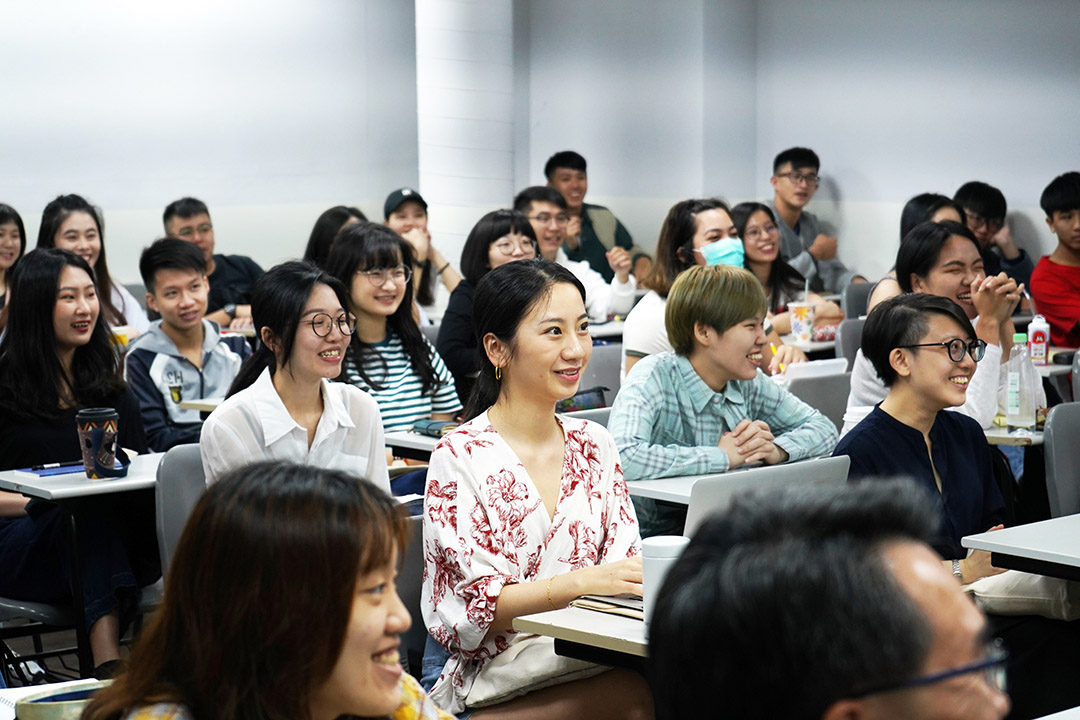 大學填志願是許多學生重要的人生課題