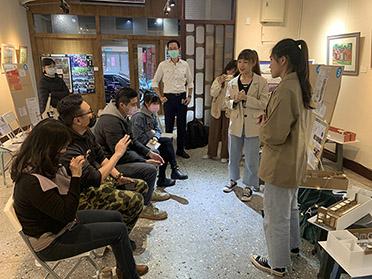 走出校園參與地方創生!世新大學師生翻轉景美、石碇社區觀光資源