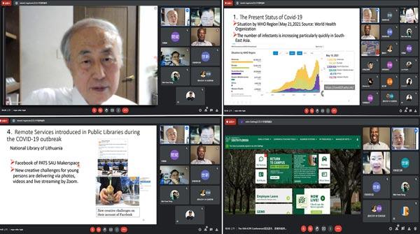 世新ICPE研討會走過十屆!台美日學者談科技巨擘、後疫情服務